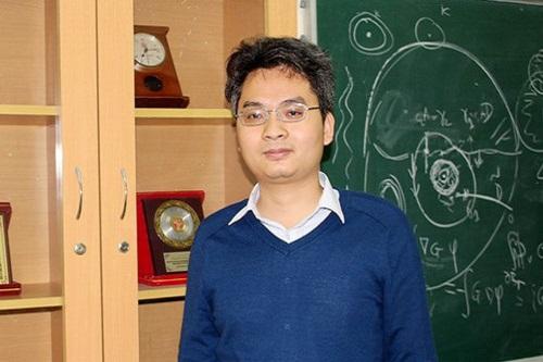 Cơ duyên học Toán đến với Giáo sư trẻ nhất 2018