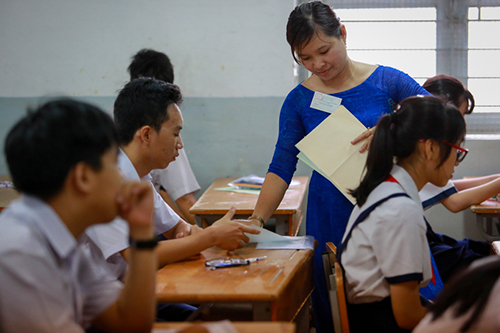 Lần đầu tiên Bộ Giáo dục đưa ra tiêu chuẩn với giảng viên sư phạm
