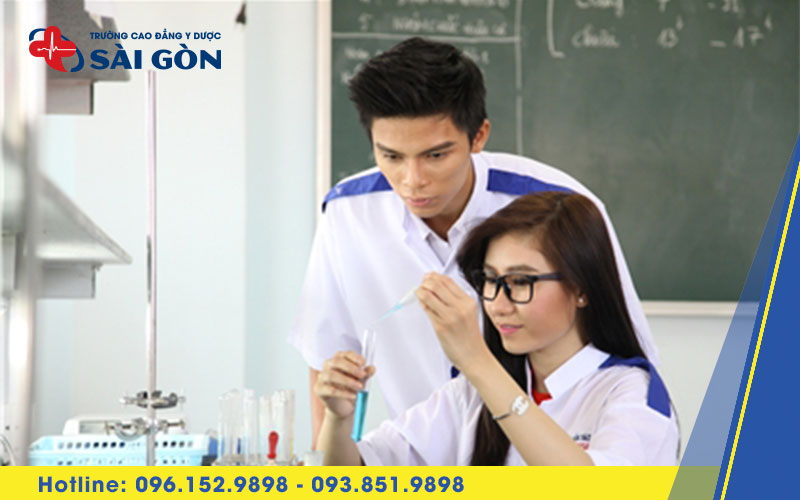 Cao đẳng Y Dược Sài Gòn 2018 bổ sung vấn đề hướng nghiệp trong dạy học