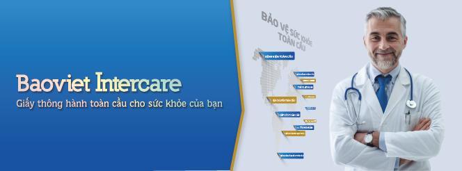 Bảo hiểm Bảo Việt Intercare hỗ trợ bố mẹ chăm sóc sức khỏe cho bé tốt nhất