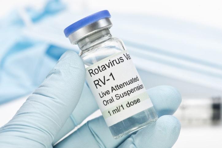 Vắc xin giúp tăng cường hệ tiêu hóa đường ruột cho bé phòng chống virus Rota hiệu quả