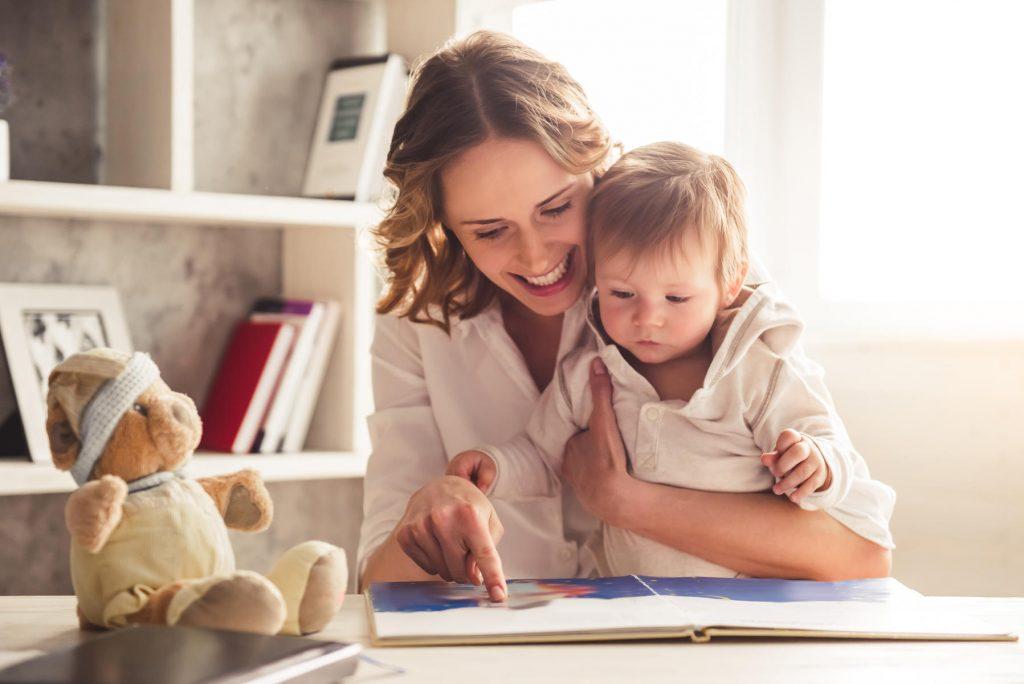 cách dạy trẻ 9 tháng tuổi
