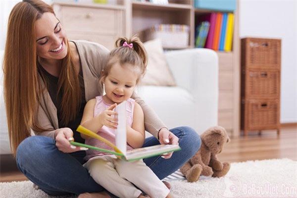 dạy trẻ 2 tuổi tập nói