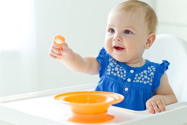 dạy trẻ 8 tháng tuổi những gì