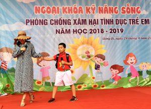 Giáo dục phòng chống xâm hại trẻ em
