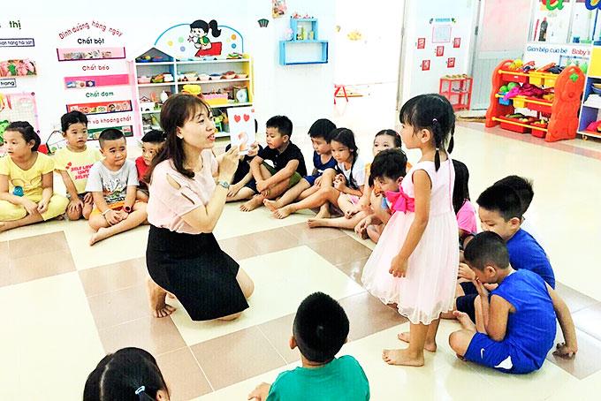 Luật bảo vệ chăm sóc và giáo dục trẻ em